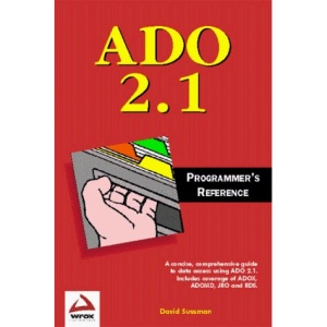 ADO 2.1 Programmer's Reference