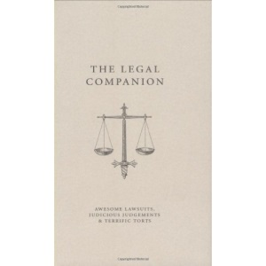 The Legal Companion (A Think Book)