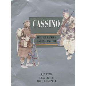 Cassino: The Four Battles January-May 1944