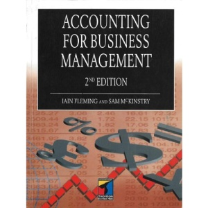 Accounting for Business Management
