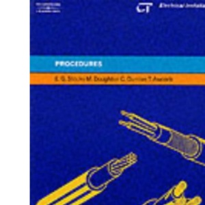 Procedures: Electrical Installation Series: Foundation Course