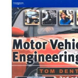Motor Vehicle Engineering: The UPK for NVQ Level 2