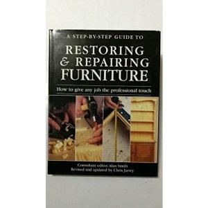 Restoring & Repairing Furniture (Step-by-Step)