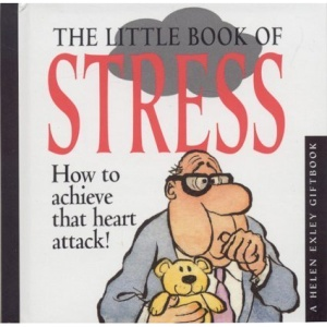 Little Book of Stress (Mini Squares)