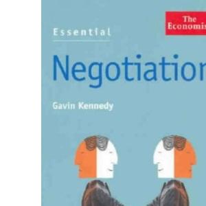 Essential Negotiation (The Economist Series)