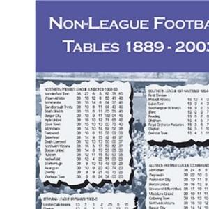 Non-League Football Tables 1889-2003