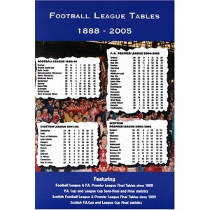 Football League Tables 1888-2005