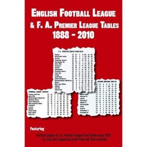 English Football League & F.A. Premier League Tables 1888-2010