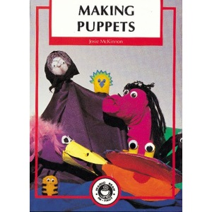 Literacy Magic Bean In Fact, Making Puppets Pupil Book (single): Small Book