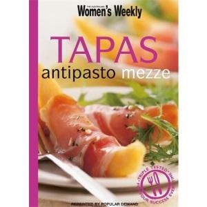 Tapas, Antipasto, Mezze (The Australian Women's Weekly Minis)