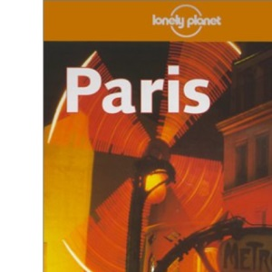 Paris (Lonely Planet City Guide)