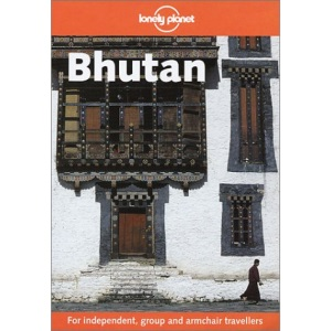 Bhutan (Lonely Planet Country Guide)