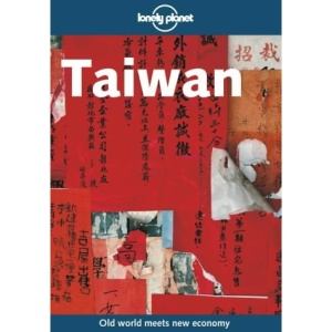 Taiwan (Lonely Planet Travel Guides)