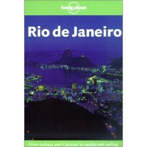 Rio De Janeiro (Lonely Planet Travel Guides)