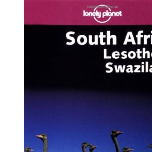 South Africa, Lesotho and Swaziland (Lonely Planet Country Guides)