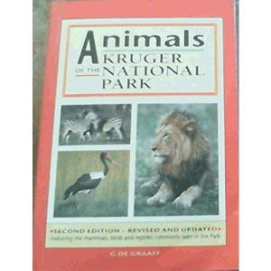 Animals of the Kruger National Park