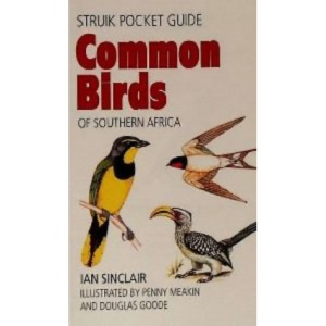 Common Birds of Southern Africa (Struik pocket guides)