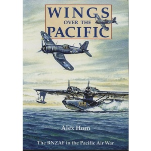 Wings over the Pacific: the Rnzaf in the Pacific War