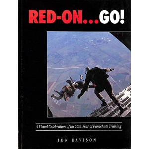Red on - Go: Visual Celebration of 50 Years of Parachute Training