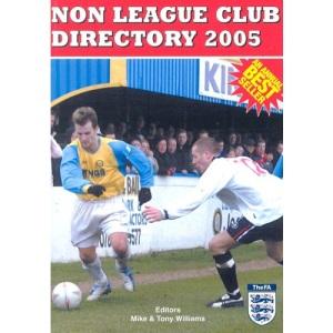 The Non-league Club Directory 2005