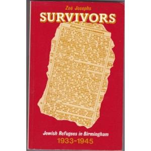 Survivors: Jewish Refugees in Birmingham, 1933-45