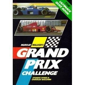 Champion!: Murray Walker's Grand Prix Quiz Book