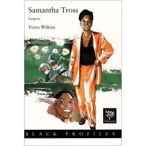 Samantha Tross - Surgeon: Orthopaedic Surgeon (Black Profiles)