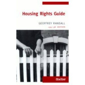 Housing Rights Guide 1997-98