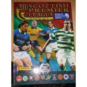 Scottish Premier League Official Annual 2000 (Annuals)