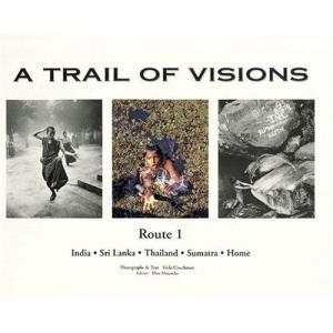Trail of Visions Route 1: India, Sri Lanka, Thailand, Sumatra, Home