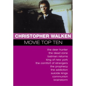 Christopher Walken (Movie Top Ten)