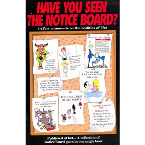 Have You Seen the Noticeboard?