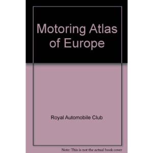 Motoring Atlas of Europe