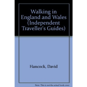 Walking in England and Wales (Independent Traveller's Guides)