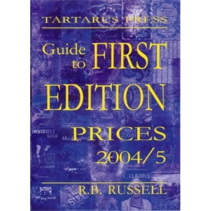 Guide to First Edition Prices 2004/2005