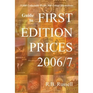 Guide to First Edition Prices 2006/2007