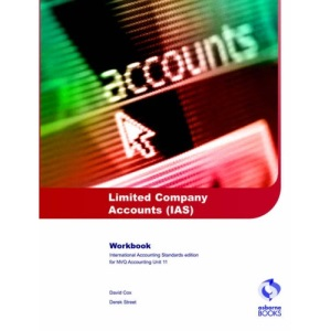 Limited Company Accounts (IAS) Workbook