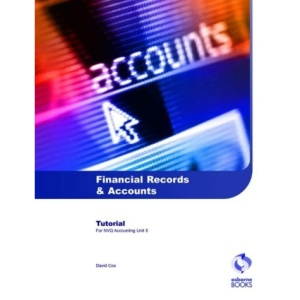 Financial Records & Accounts Tutorial