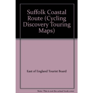 Suffolk Coastal Route (Cycling Discovery Touring Maps)