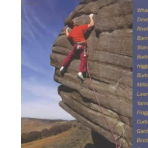 Peak Gritstone: East (Rock Fax)