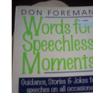 Words for Speechless Moments: A Beginner's Guide