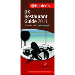 Harden's UK Restaurant Guide 2011 (Hardens Restaurant Guides)