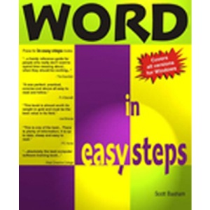 Word In Easy Steps: All to V95 (In Easy Steps Series)