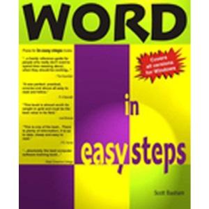 Word in Easy Steps