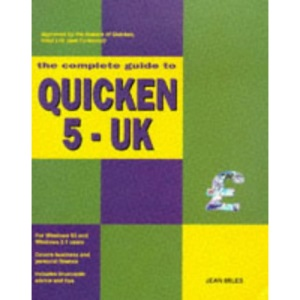 Complete Guide To Quicken 5 (Computer guides)