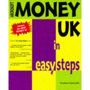Microsoft Money UK in Easy Steps
