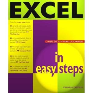 Excel In Easy Steps (In Easy Steps Series)