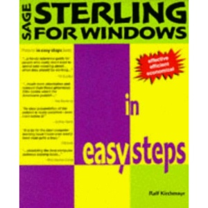 Sage Sterling for Windows in Easy Steps