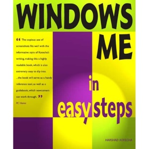 Windows ME in Easy Steps (In Easy Steps S.)