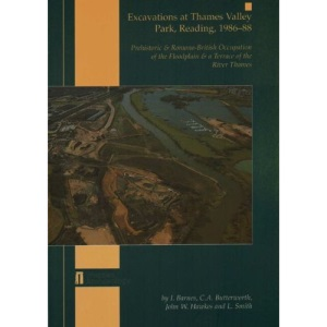 Prehistoric and Romano-British Occupation of the Floodplains and a Terrace of the River Thames (Wessex archaeology report)